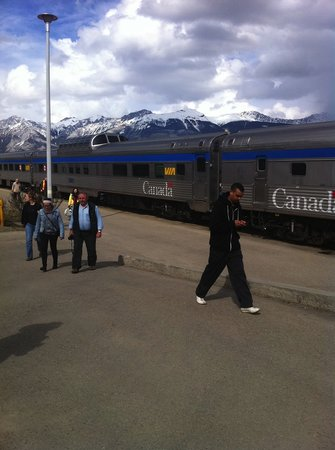 Kanada: one of the stop overs