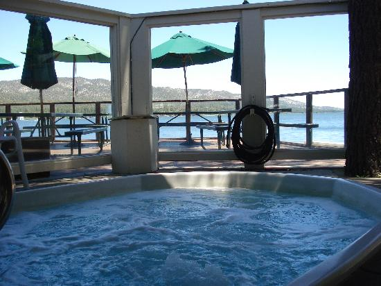 Lagonita Lodge: Great adult hot tub