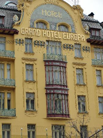 Museum Hotel : On Wenceslas Square