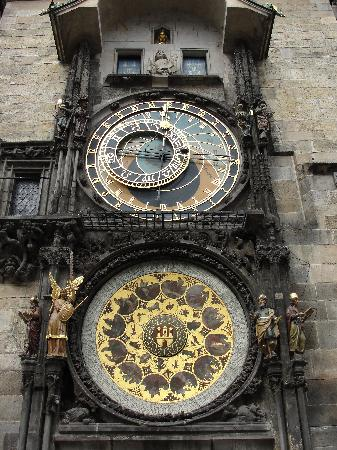 Museum Hotel: Astronomical Clock in Old Town Square