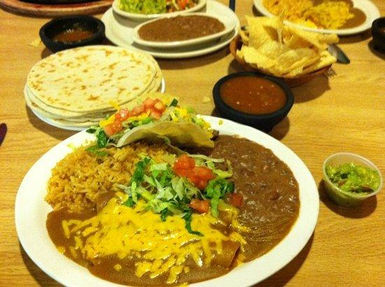 Gonzalez Restaurant Dallas 8121 Bruton Rd Restaurant