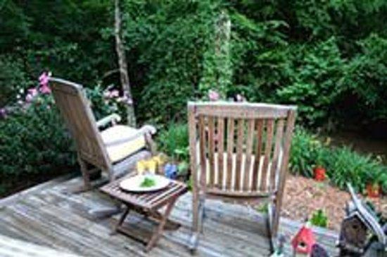 Columbus, Северная Каролина: Butterfly Creek Inn