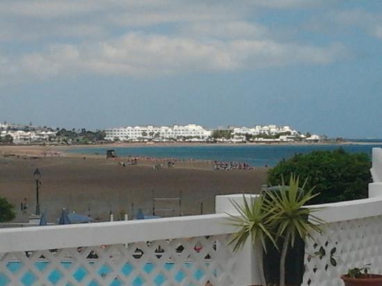 Las Costas: View of Los Picillos Beach