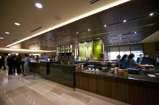 Hilton Anatole Counter Offer Restaurant In Atrium Ii
