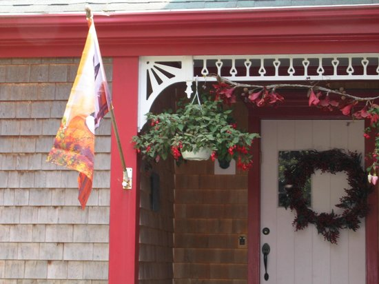 Alexander Hamilton House Cape Cod: Alexander Hamilton House