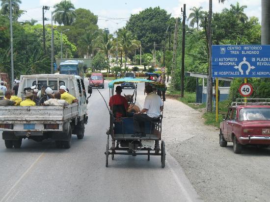 Iberostar Ensenachos : Trafic de Santa Clara