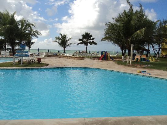 Prodigy Beach Resort Marupiara: O lugar é muito lindo!