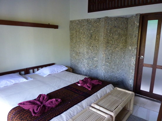 Kelimutu Crater Lakes Eco Lodge: the rooms