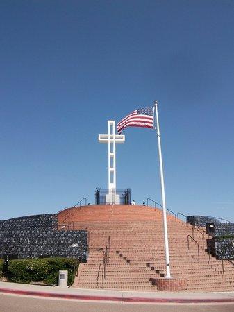 ลาจอลลา, แคลิฟอร์เนีย: Mount Soledad