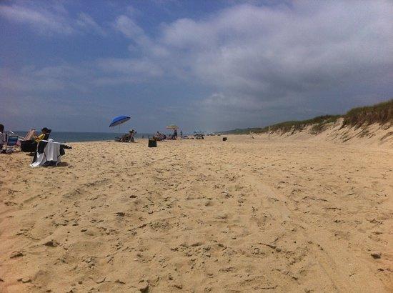Kirk Park Beach: Quiet beach
