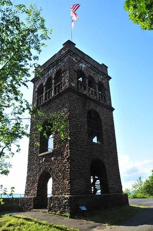 Greenfield, MA: Poet's Seat Tower