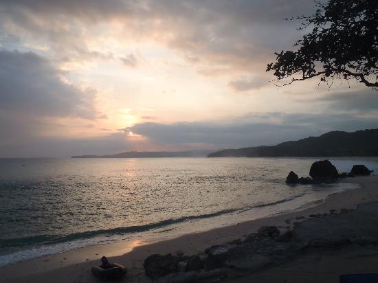 Nihi Sumba: Sunset at Nihiwatu