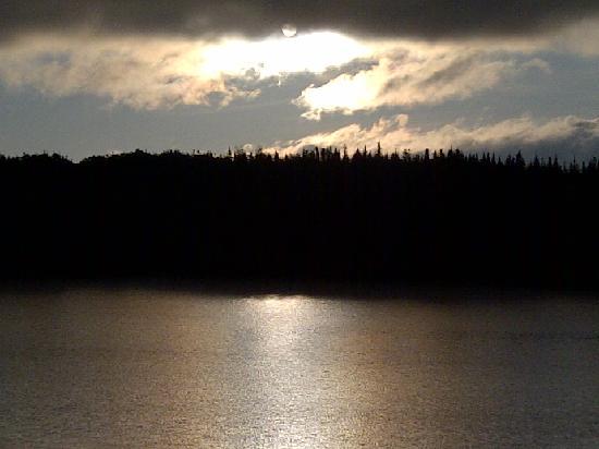 Woody Island Resort: Early morning sun!