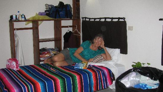 Hotel Kin Ha Pueblo: Room with 2 twin beds