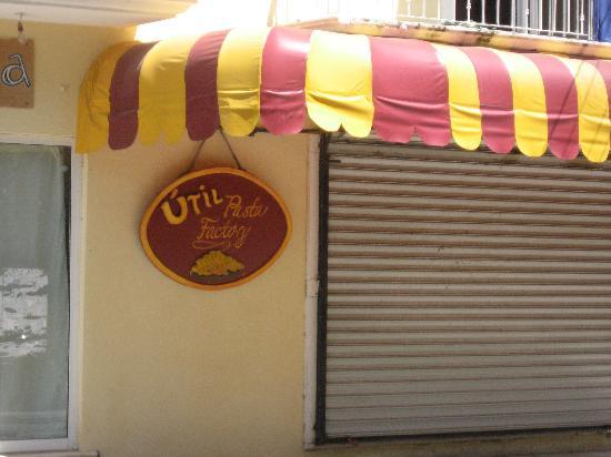PapaCharly Pasta Factory: Util