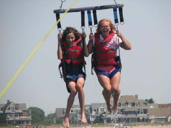Hang Loose Parasail : let's do it again!