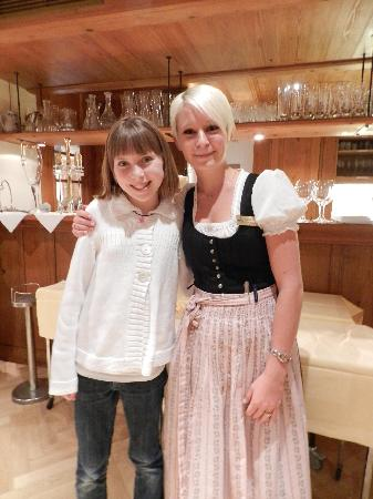 Hotel Mühle: Wonderful staff who made my daughter feel very welcome