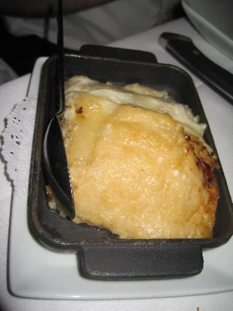 Roots Steakhouse : side