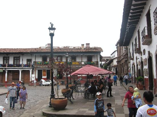 Valle de Bravo, México: Plaza Central