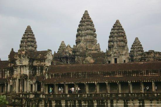 Phally Private Angkor Day Tour