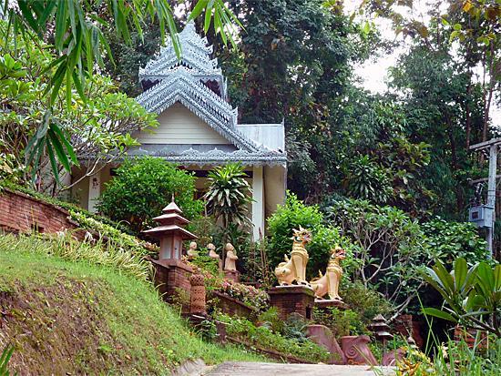 Phu Jaya Mini Resort : Phu Jaya Entrance