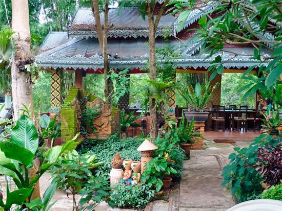 Phu Jaya Mini Resort : Phu Jaya Restaurant