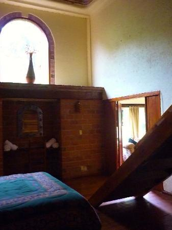 Suites en la Montana: room michoacan