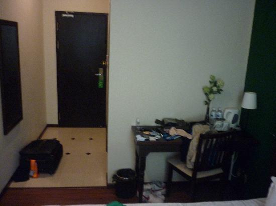 โรงแรม อีเดน54: Compact D room