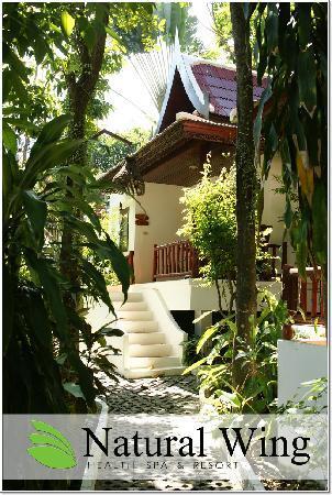 Natural Wing Health Spa & Resort: Villa @ Natural Wing