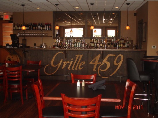 Grille 459 - One of the best restaurants and best fine dining in ...