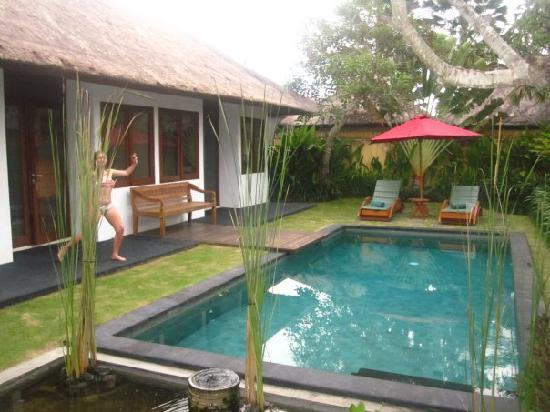 Imani Villas : the side villa for 4 people