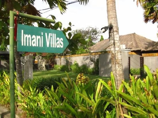 Imani Villas : the from of imani