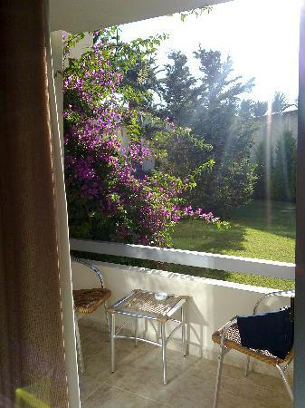 Sheraton Cesme Hotel Resort & Spa: Garden view from our room...