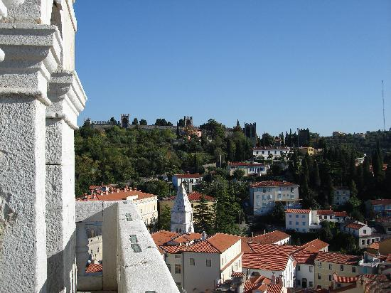 Max Piran: looking in land from bell tower