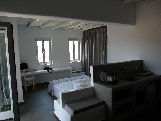 Rizes Hotel : Chambre standard