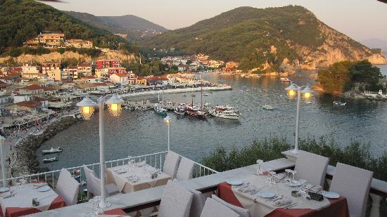 Hotel Sol Parga: View of Parga Harbour/Town