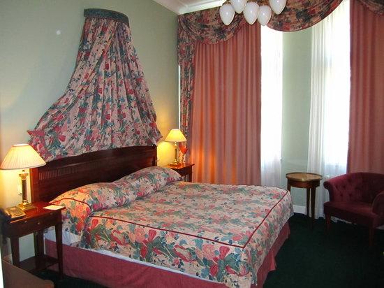 Hotel Liberty: Habitación 26