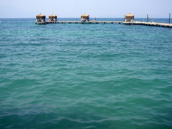 Arora Hotel: the sea