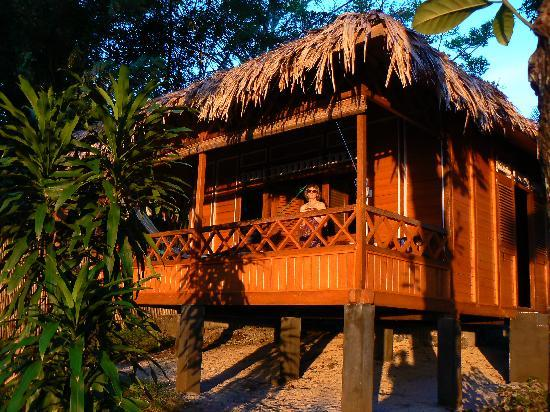 There are only four cottages foto di raja laut dive resort bunaken island tripadvisor - Raja laut dive resort ...