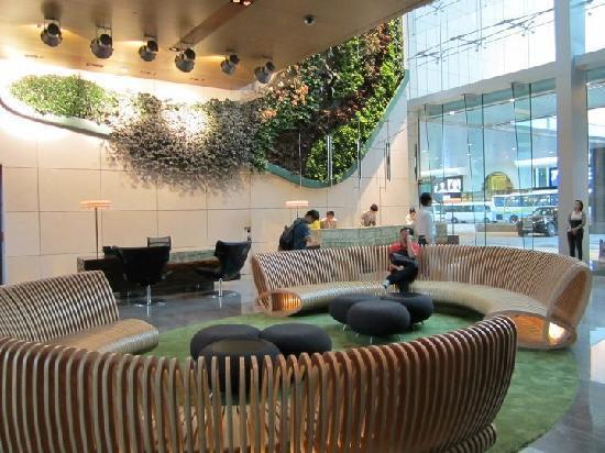 Hotel ICON: Lobby