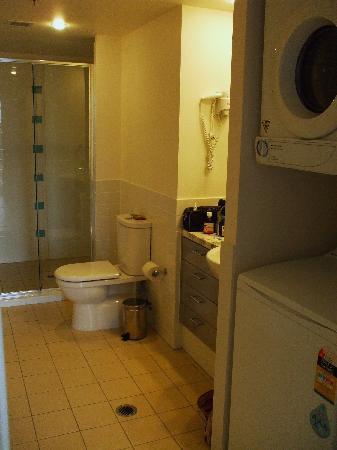 Aspect Caloundra: Bathroom