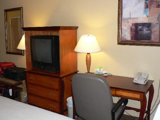 Holiday Inn Hotel & Suites Albuquerque Airport - Univ Area : TV & work desk