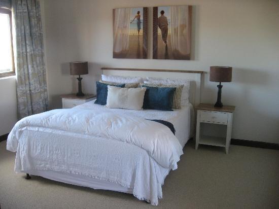 House Bienvenue: Blue room