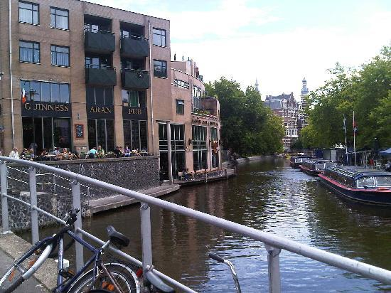 Park Hotel Amsterdam: just outside the hotel