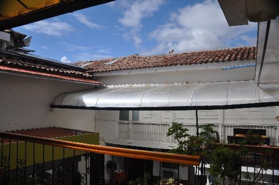 Hotel Sol Plaza Inn: upper floor