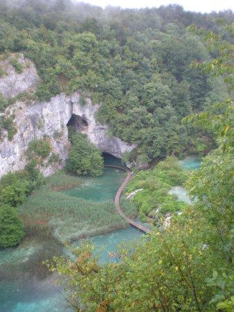 Selce, Kroatia: Plitvicka Seen