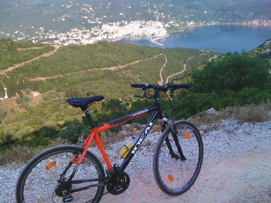 Skopelos Cycling : skopelos