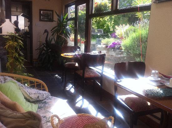 Greystones, Irlanda: Breakfast room