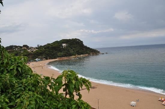 Rigat Park & Spa Hotel: view