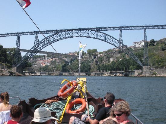 Hotel Grande Rio: Balade sur le Douro.